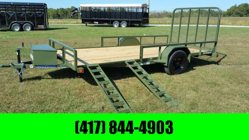 2018 Load Trail UTILITY ATV Trailer