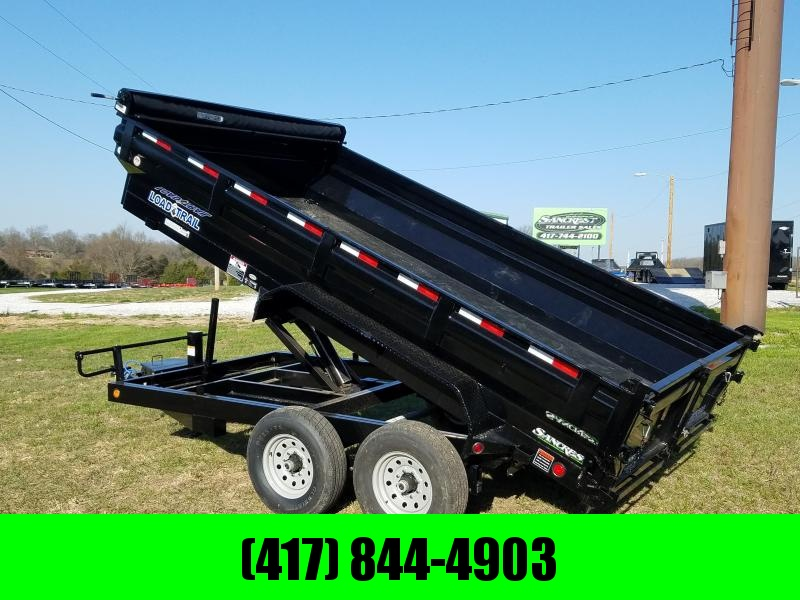 2018 Load Trail DUMP TRAILER KING SIZE 83 X 14
