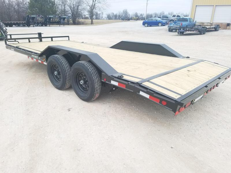 2018 Load Trail CAR HAULER 102 X 20