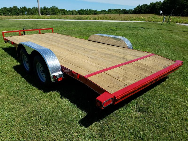 2017 Load Trail CARHAULER Car / Racing Trailer in Ashburn, VA
