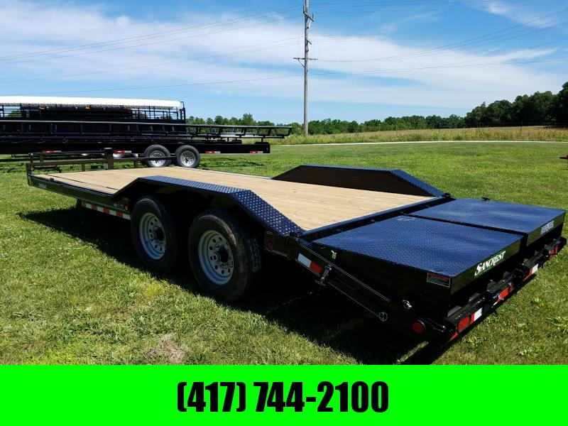 2017 Load Trail  Equipment Trailer