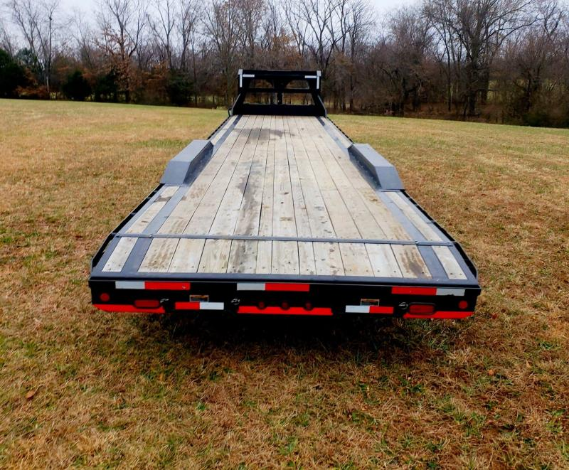 "2018 Load Trail 102"" x 40' Triple Gooseneck Carhauler"
