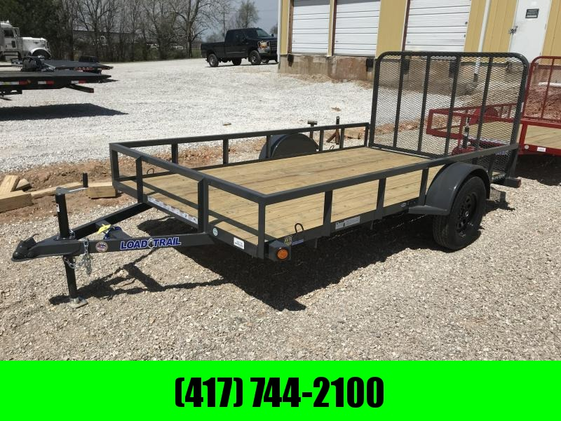 2018 Load Trail 77x12 Utility Trailer (Grey)