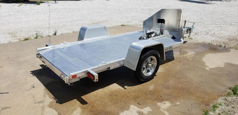 2019 Aluma  55 X 11 Motorcycle Trailer READY TO HIT THE ROAD