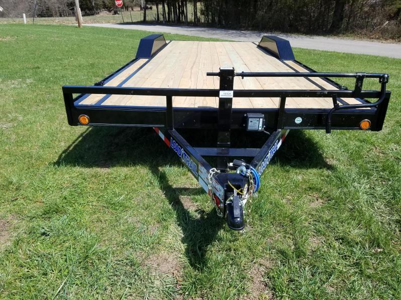 2018 Load Trail 102x22 Car Hauler Equipment Trailer