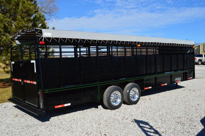 2017 Kodiak Livestock 28'x7'