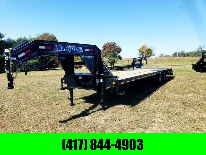 """2019 Load Trail 102"""" x 32' Tandem Low-Pro Gooseneck W/ MAX RAMPS in Ashburn, VA"""