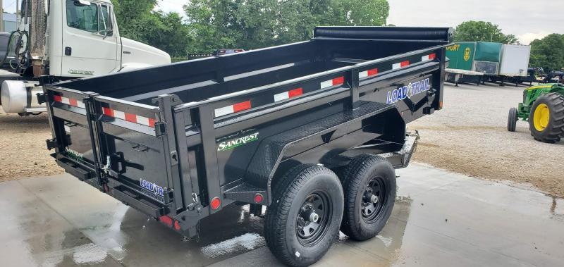 2019 Load Trail 72X12 TANDEM DUMP W/5200 AXLES