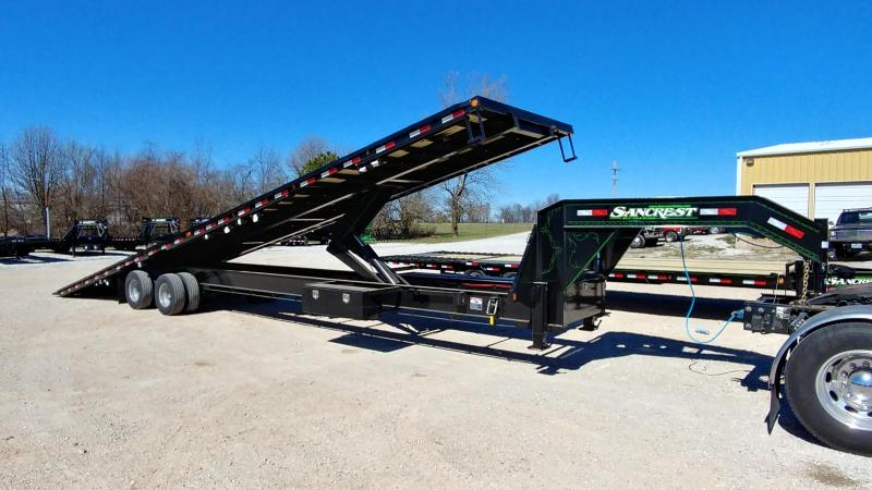 2017 Load Max GOOSENECK Equipment Trailer