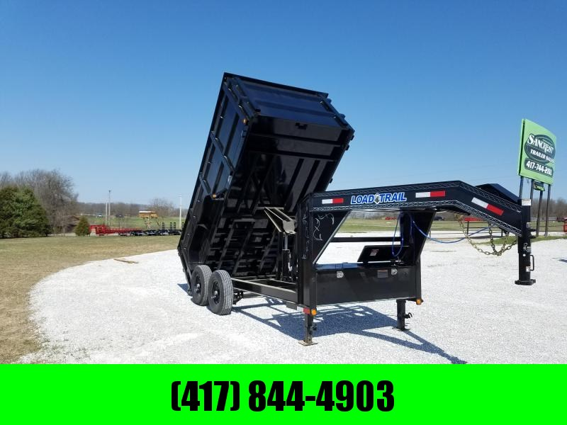 2018 Load Trail DUMP TRAILER (BEAST MODE) 83 X14 LOW-PRO