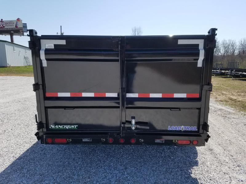 2018 Load Trail DUMP TRAILER (BEAST MODE) 83 X14 LOW-PRO