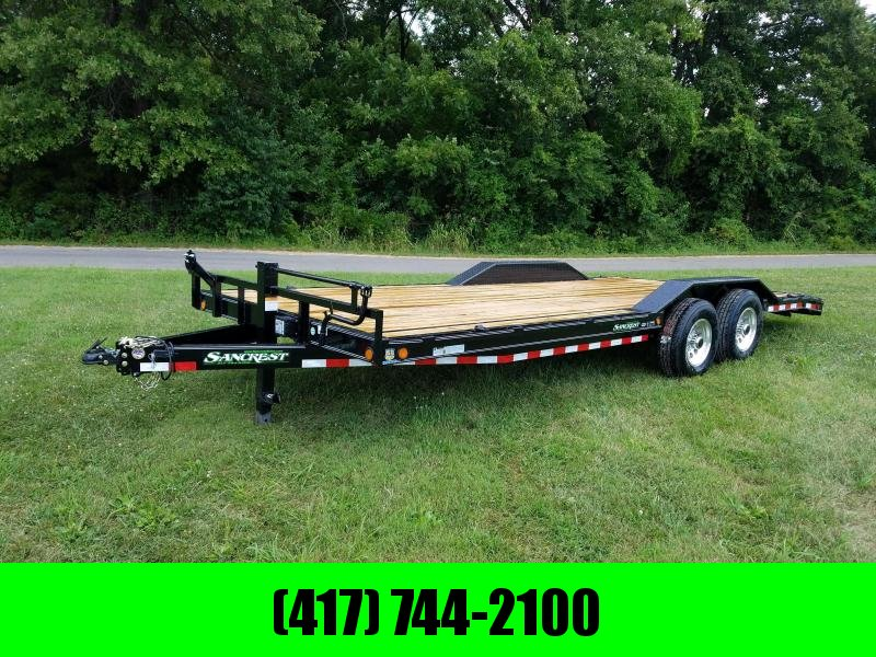 2017 Load Trail Car Hauler Equipment Trailer