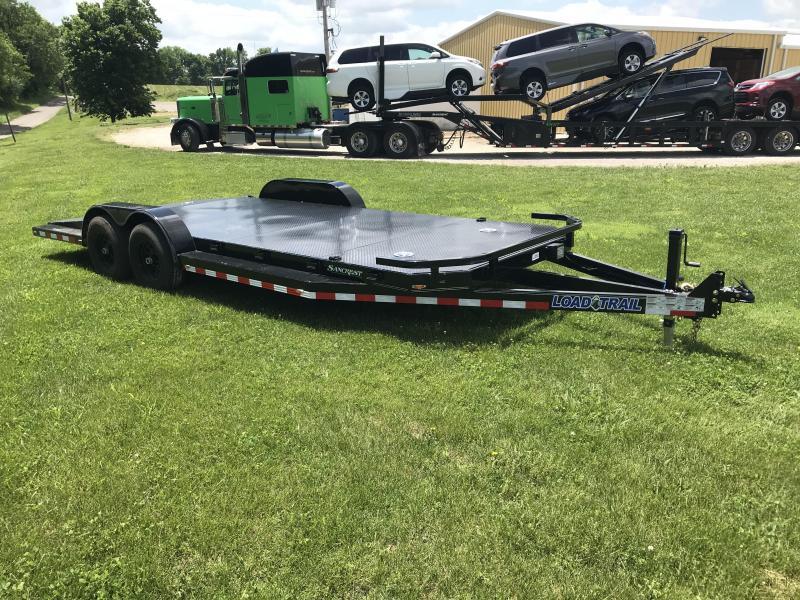 2018 Load Trail 83X20  SPORT HAULER