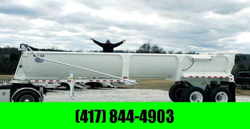 2018  4 T END DUMP TRAILER 32FT in Ashburn, VA
