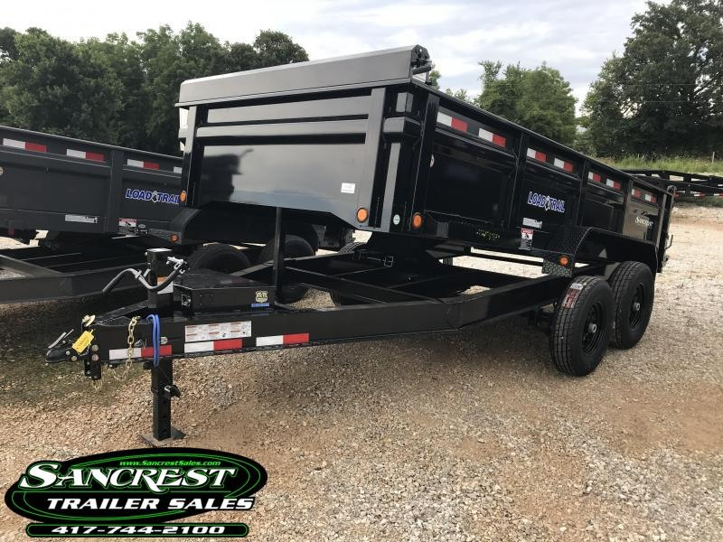 2019 Load Trail 83x14 Dump Trailer  in El Dorado Springs, MO