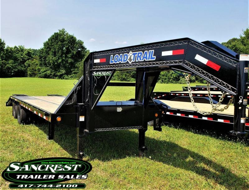 "2018 Load Trail 102"" x 26' Tandem Low-Pro Gooseneck"