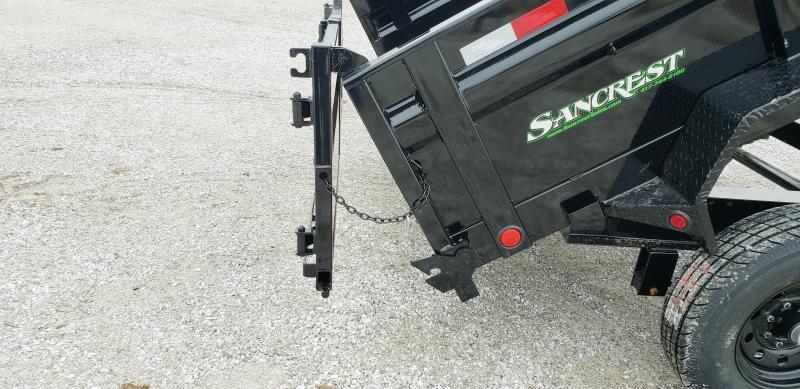 2019 Load Trail 83X14 Dump Trailer W/7K AXLES