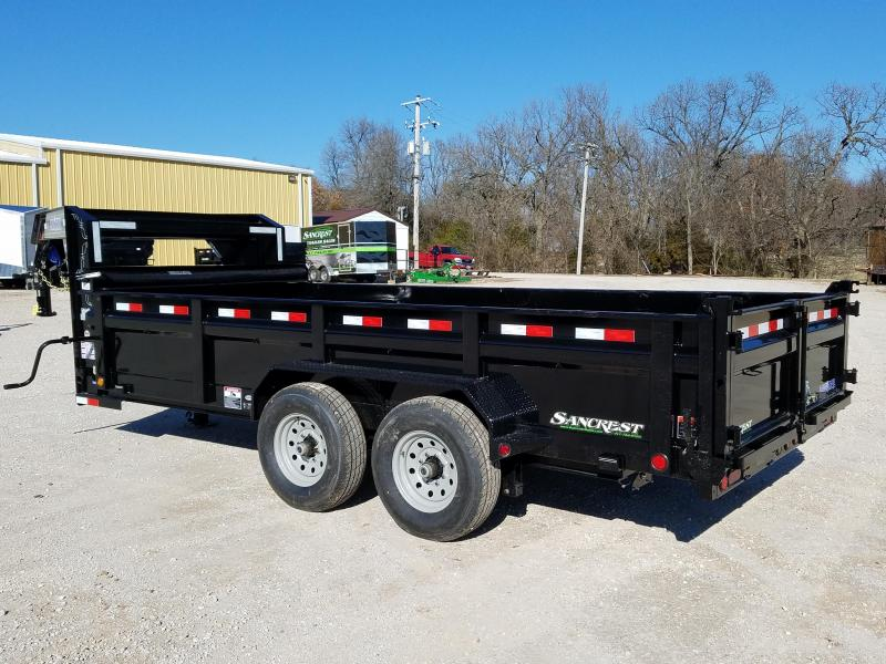 2018 Load Trail Dump Trailer 83 X 16
