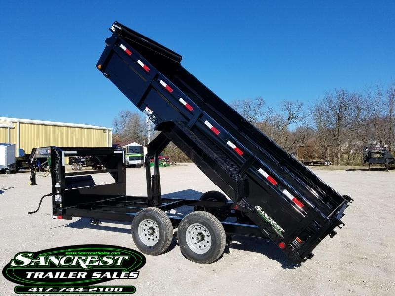 2018 Load Trail Dump Trailer 83 X 16 in El Dorado Springs, MO