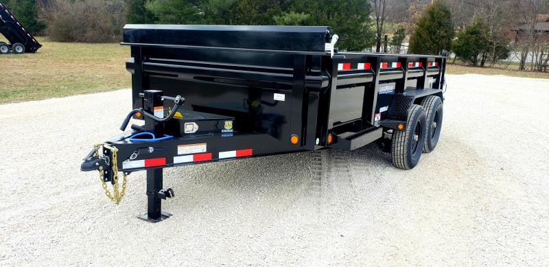 2019 Load Trail 83x14 TANDEM LO-PRO Dump Trailer W/7K AXLES