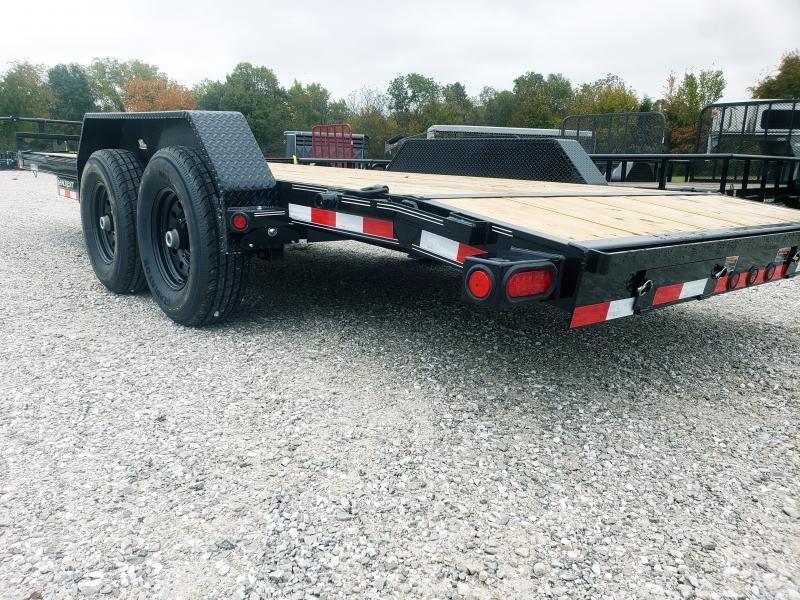 """2019 Load Trail 83"""" x 20' Tandem Axle Carhauler"""