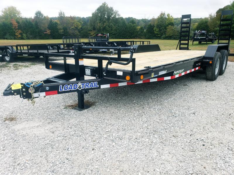 "2019 Load Trail 83"" x 20' Tandem Axle Carhauler W/ 5200 LB AXLES"