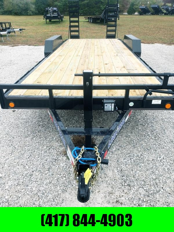 "2019 Load Trail 83"" x 20' Tandem Axle Carhauler W/ 5200 LB AXLES in Omaha, AR"