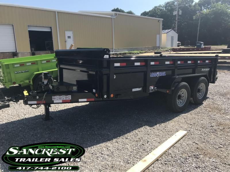 2018 Load Trail 83X14 Dump Trailer in Briar, MO