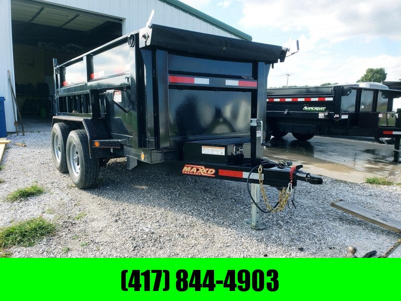 2018 MAXXD DUMP TRAILER  60 X 10 3FT SIDES in Ashburn, VA