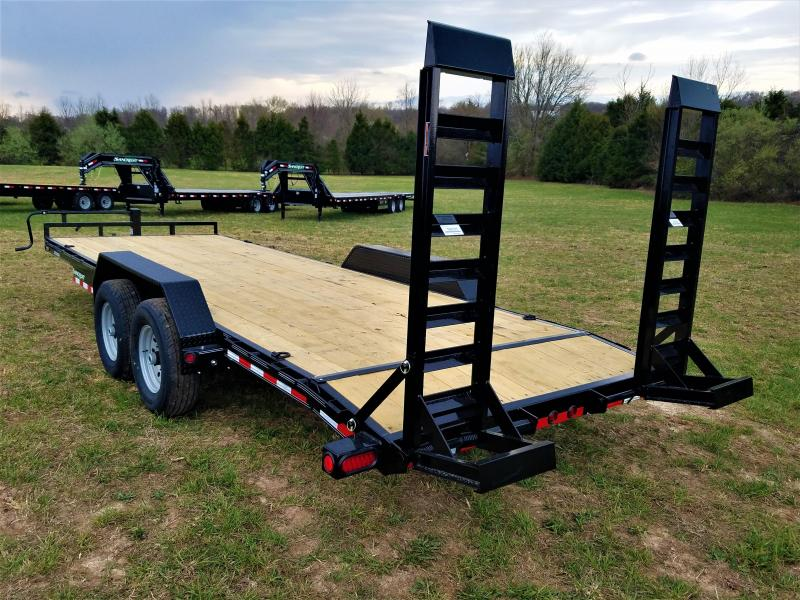 "2018 Load Trail 83"" X 22' Tandem Axle Equipment Trailer"
