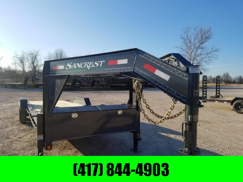 2018 Load Trail TILT DECK Equipment Trailer 83 X 24