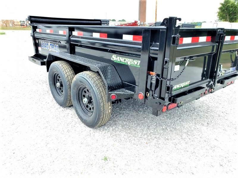 """2019 Load Trail 72"""" x 12' Tandem Axle Dump (SALE)"""