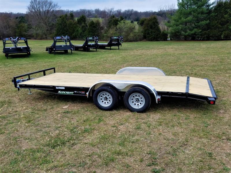2018 Load Trail Car Hauler