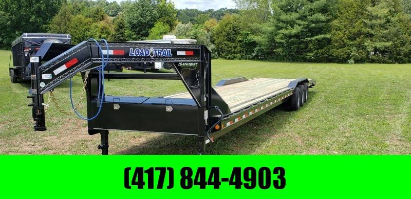 "2019 Load Trail 102"" x 40' Triple Gooseneck Carhauler w/ 3 - 7ks axles in Ashburn, VA"