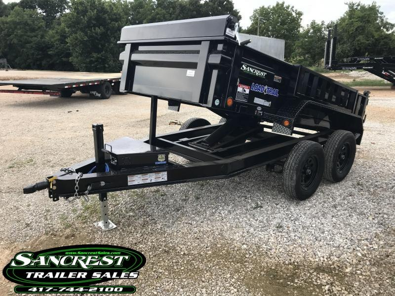 2018 Load Trail 60x10 Dump Trailer in El Dorado Springs, MO