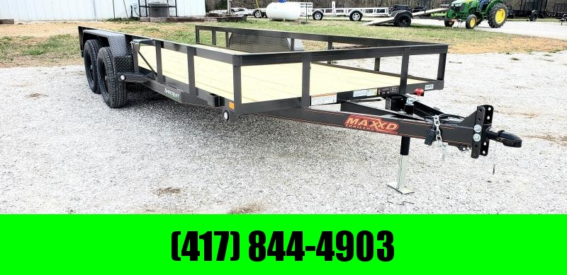 2019 MAXXD utility ATV Trailer in Ashburn, VA