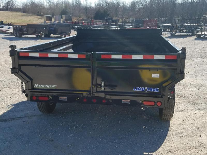 2018 Load Trail 83x14 King Bed Dump Trailer