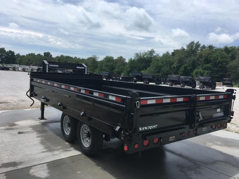 2019 Load Trail GOOSENECK DUMP Dump Trailer