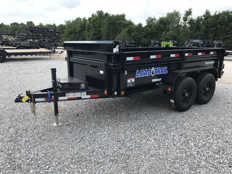 2018 Load Trail 72X12 Dump Trailer W/MAX STEP in El Dorado Springs, MO