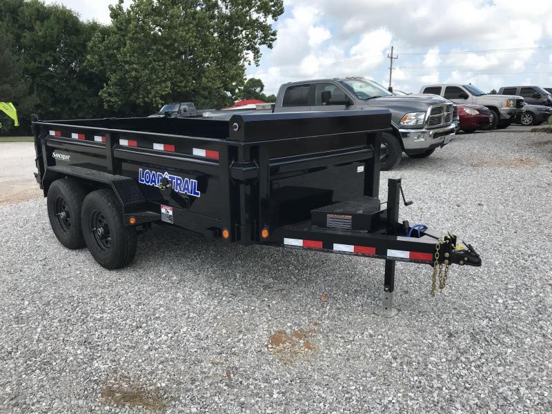 2018 Load Trail 72X12 Dump Trailer W/MAX STEP