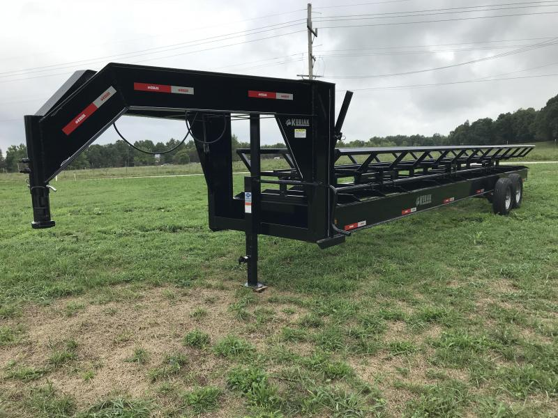 2019 Kodiak 32' BALE MASTER Hay Trailer(BLACK)