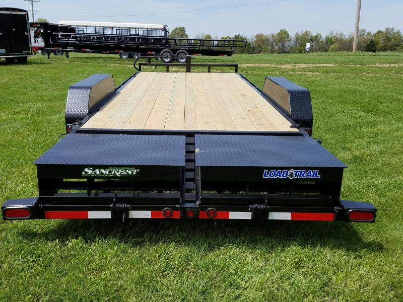 2017 Load Trail Car Hauler Equipment Trailer