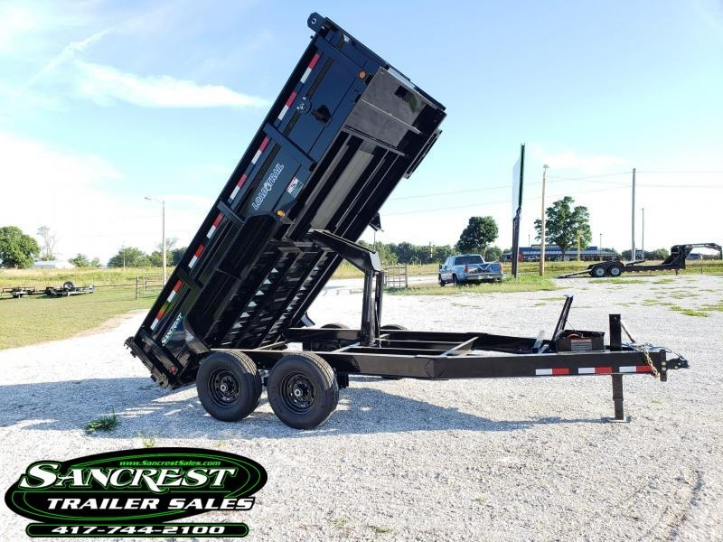 "2019 Load Trail 83"" x 14' Tandem Axle Dump in Brandsville, MO"