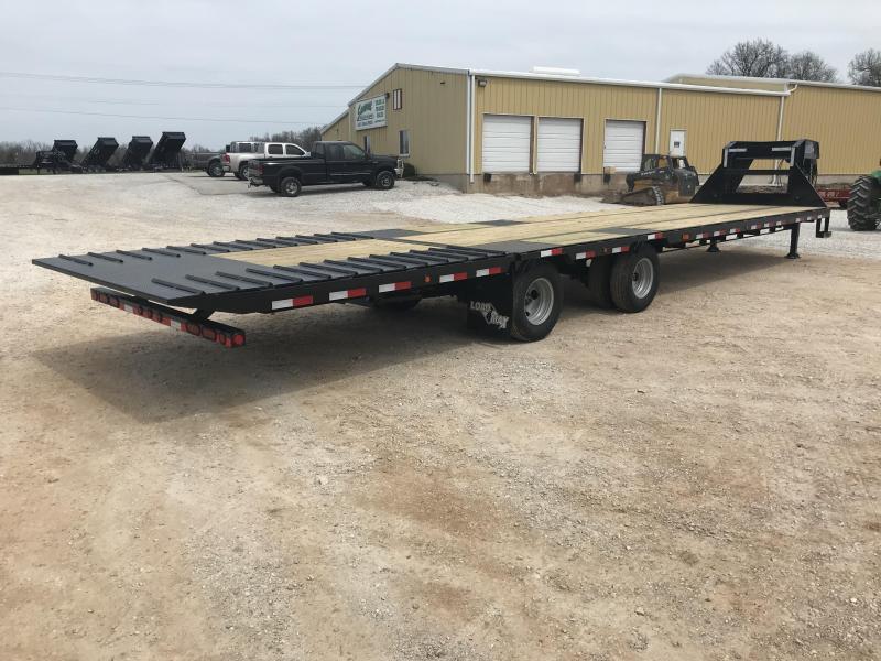 2018 Load Trail 102 X 36' LOW-PRO GOOSENECK W/10' HYDRO DOVE