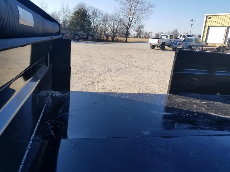 2018 Load Trail 83x14 Dump Trailer W/SIDE DOOR!