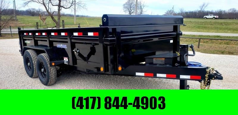 2019 Load Trail 83x14 TANDEM LOW-PRO Dump Trailer W/7K AXLES