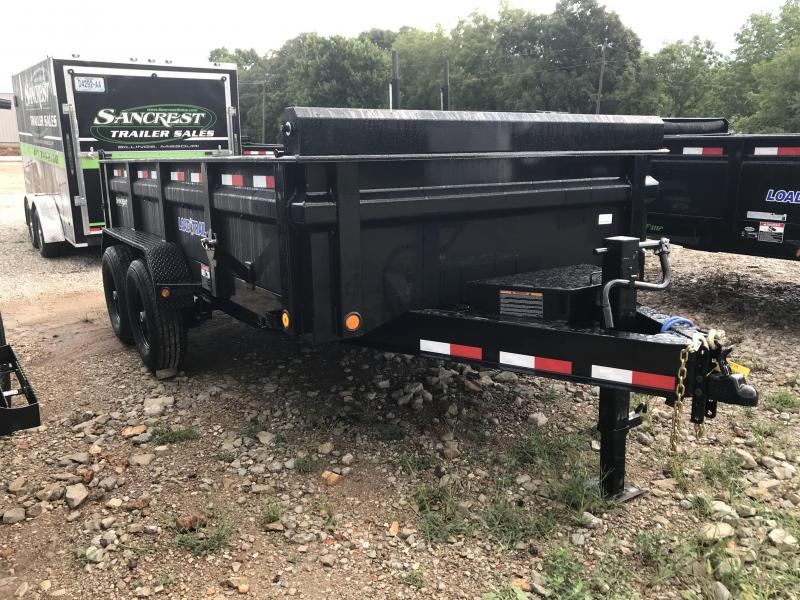 """2019 Load Trail 83X14 Dump Trailer W/RAPID 8 AMP CHARGER/SPARE TIRE MOUNT/MAX STEP(30"""")"""