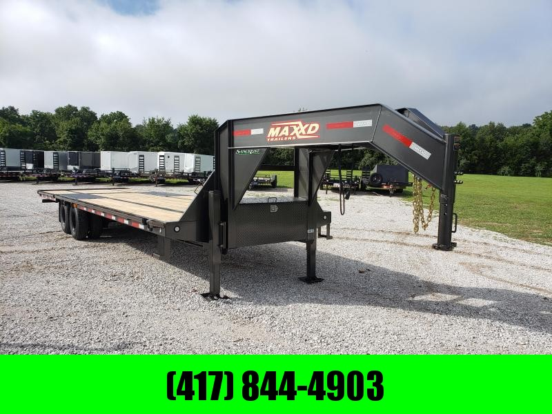 2019 MAXXD 102 X 32 TANDEM LO-PRO 10K AXLES I-BEAM FRAME W/BRIDGE & TORQUE TUBE