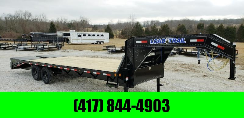 "'2019 Load Trail 102"" x 25' Tandem Heavy Duty Gooseneck"