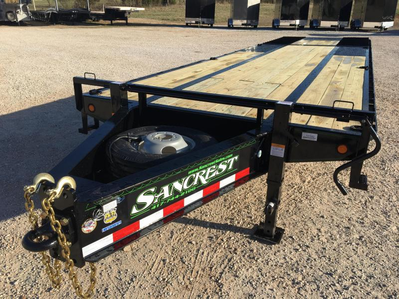 2017 Load Trail Pintle LOW-PRO Equipment Trailer
